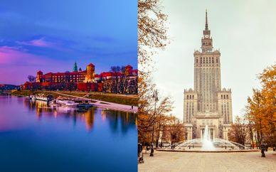 4* City Break Krakow & Warsaw