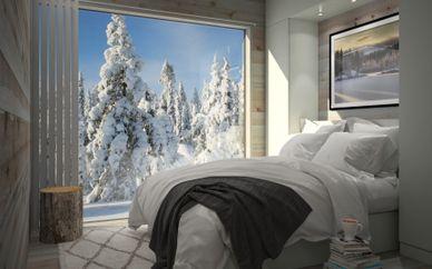 Lapland Express Train & Snow Hotel