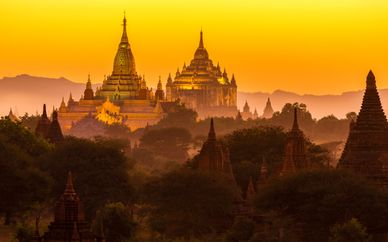 Group Tour of Myanmar with Optional Golden Rock Extension