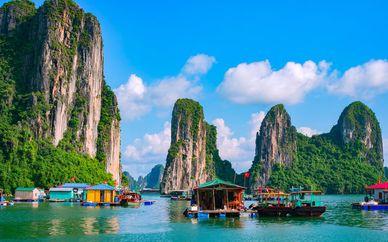 The Magic of Vietnam & Optional Cambodia Extension