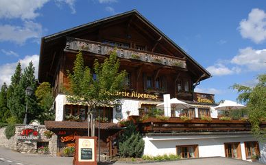 Boutique Hotel Alpenrose 4*