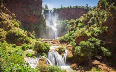 Spectacular Valleys, Lakes And River Sources of Morocco
