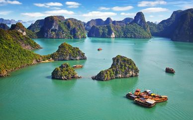Vietnam Free & Easy Tour with Optional Mui Ne Extension