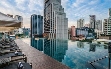 Compass Skyview Hotel 4* & Evason Hua Hin 5*
