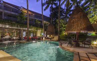 Jungle Retreat Ubud & Kupu Kupu Jimbaran Beach Club And Spa 5*