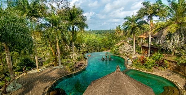 Combiné 5* : The Payogan Villas Resort & Spa et Melia Bali