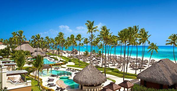 Hôtel Now Larimar Punta Cana 5*