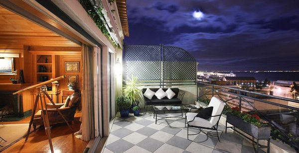 Hôtel Heritage As Janelas Verdes 4*