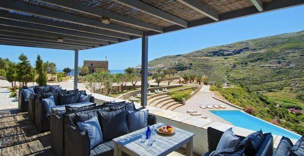 Aegea Blue Cycladic Resort 4*