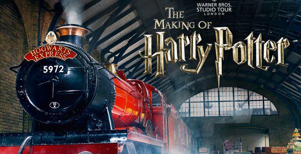Hôtel Doubletree Hilton Islington 4* et Studios Harry Potter