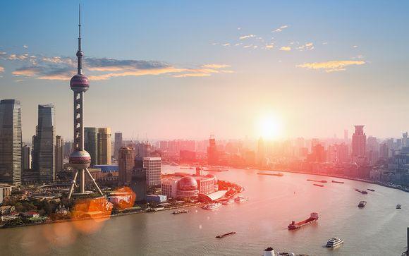 Welkom...in Shanghai
