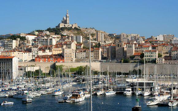 Welkom in Marseille