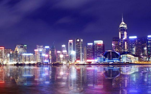 Welkom in... Hong Kong