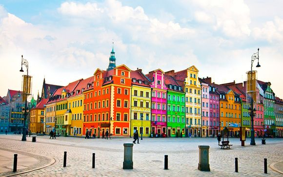 Welkom...in Wroclaw