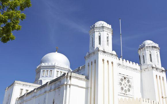 Stadstour Mombasa (halve dag)