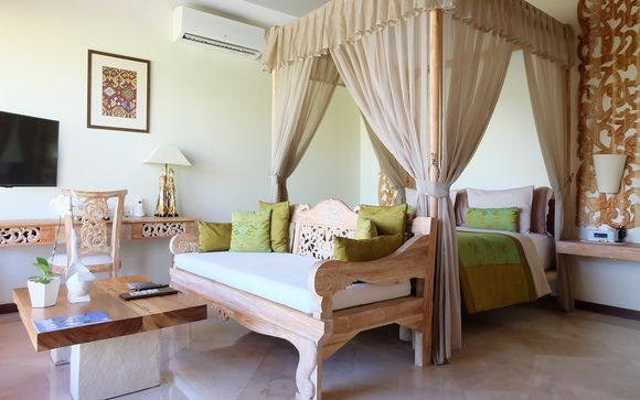 The Royal Purnama Art & Suites 5*