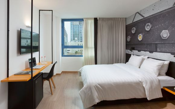 BY14 TLV Hotel