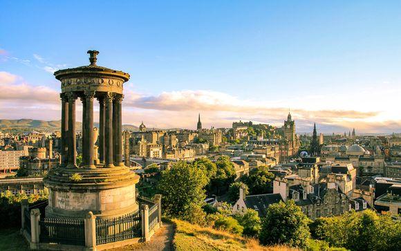 Welkom in ... Edinburgh !