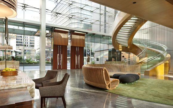 Hotel ICON Hong Kong 5*