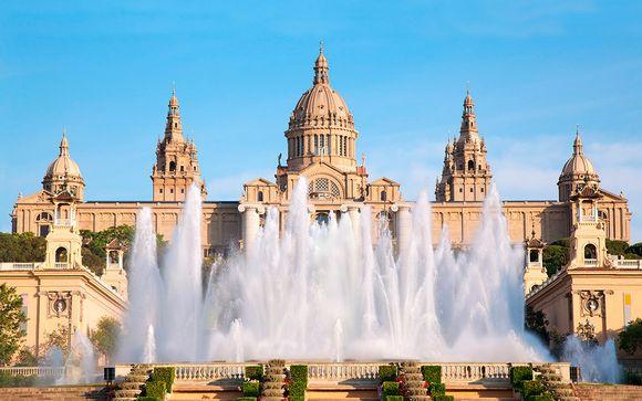 Welkom in... Barcelona!