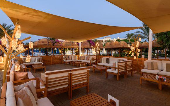Uw optionele verlenging naar het Desert Rose Resort in Hurghada