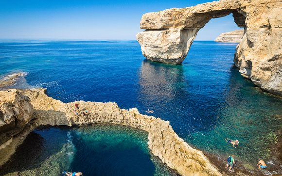 Welkom in... Malta!