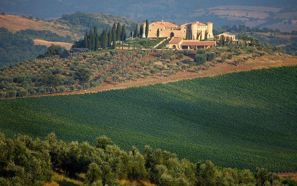 Welkom in... Toscane!