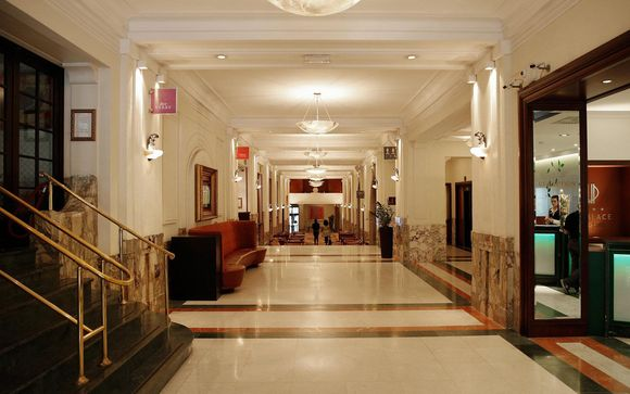 Beoordeling crowne plaza brussels le palace 4* voyage privé
