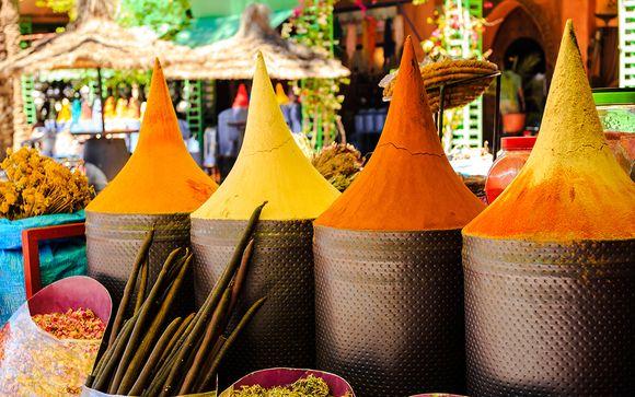 Welkom in Marrakech