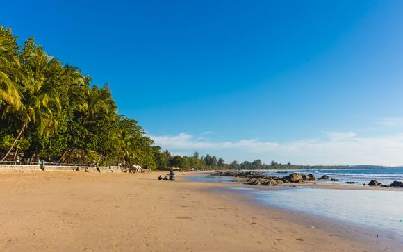Uw optionele strandverlenging naar Ngapali