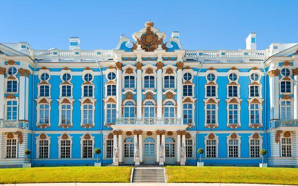 Welkom in... Sint-Petersburg