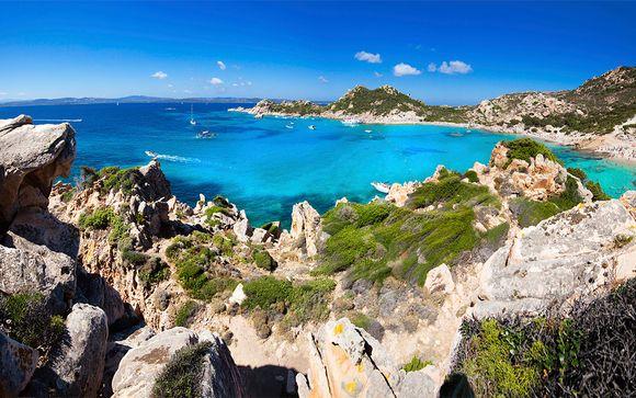 Welkom op... Sardinië
