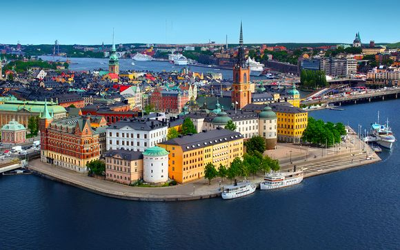 Welkom in ... Stockholm en Riga!