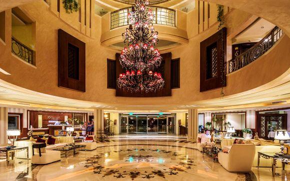 SUNRISE Romance Resort Sahl Hasheesh 5*