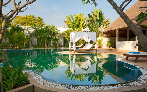 Navutu Dreams 5* in Siem Reap