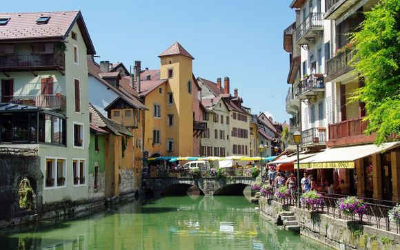 Welkom in ... Annecy!
