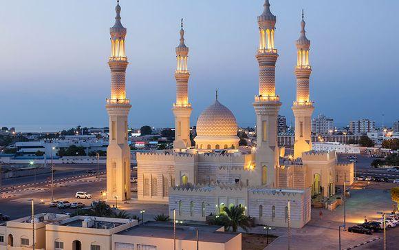 Welkom in ... Ras Al Khaimah!