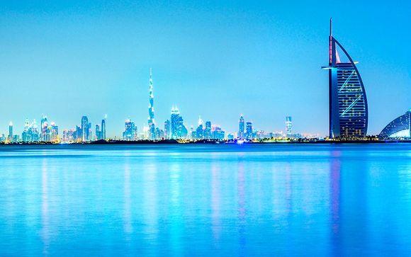 Welkom in... Dubai!