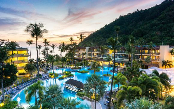 Phuket - Phuket Marriott Resort and Spa, Nai Yang Beach 5*