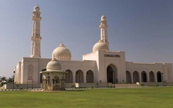 Extra opties in Salalah