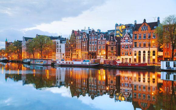 Welkom in ... Amsterdam!