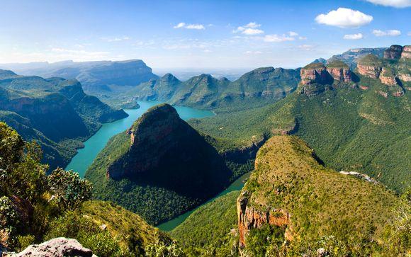Uw optionele safari in Zuid-Afrika