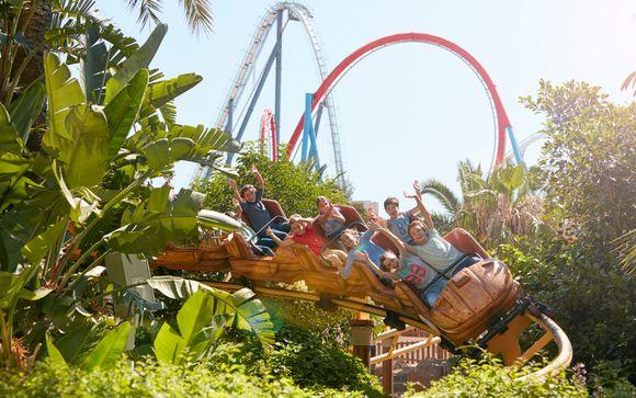 Uw inbegrepen voordelen in het PortAventura Park