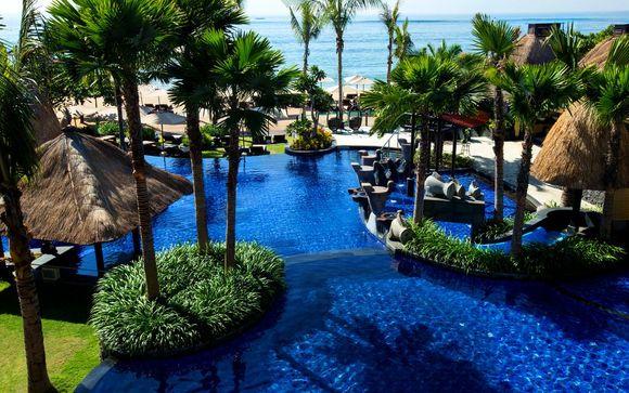 Bali Strandaufenthalt