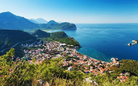 Willkommen in... Kroatien und Montenegro!
