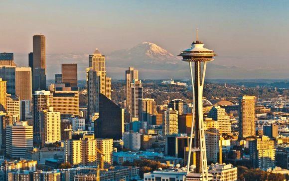 Willkommen in... Seattle und Washington State!