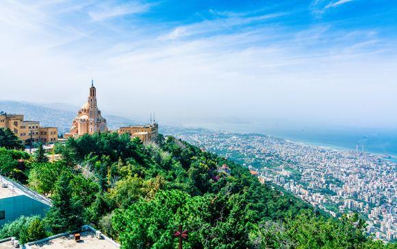 Willkommen in... Beirut!