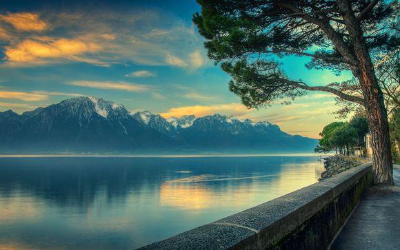 Willkommen in... der Schweiz!