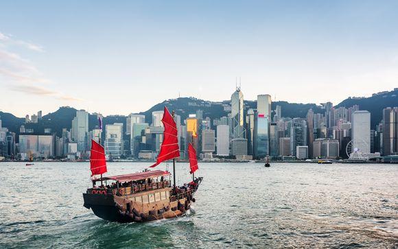 Willkommen in... Hong Kong!