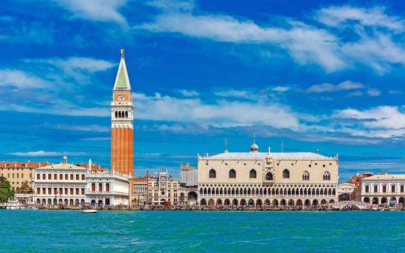 Willkommen in ... Venedig